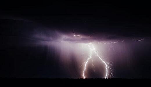 急な雷!どこに避難するのが安全?!子供にも知っておいて欲しいこと。